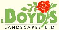 N Boyd Landscaping Logo